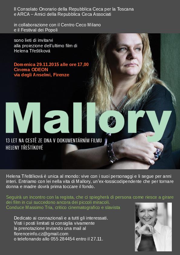 invito MALLORY